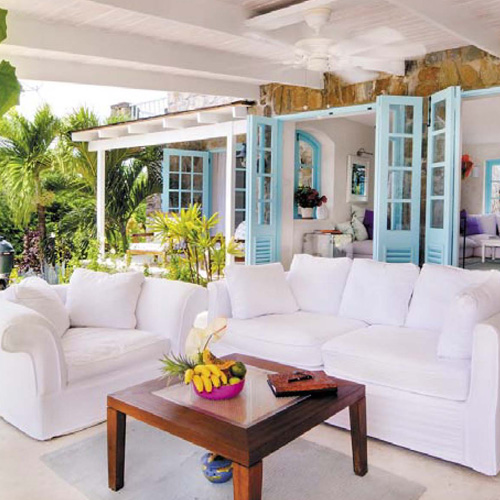 Villa in Mustique
