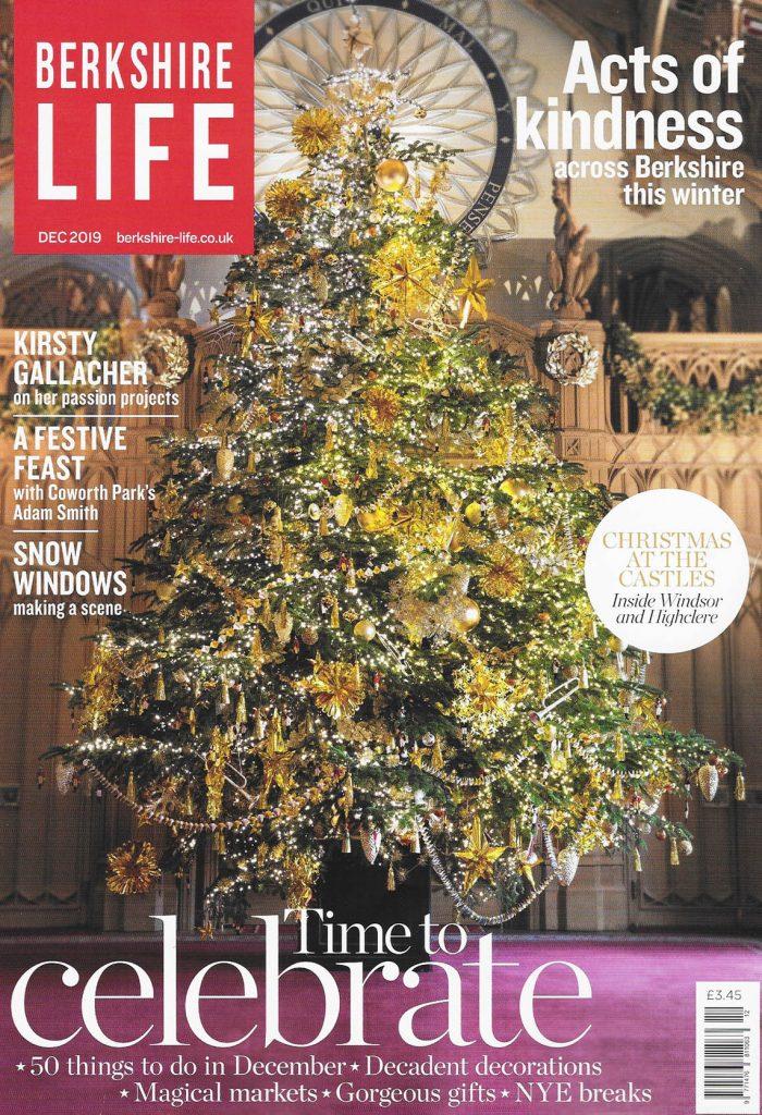 Sandra Rothwell in Berkshire Life Magazine