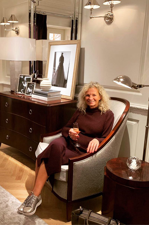 New interiors column in Berkshire Life Magazine