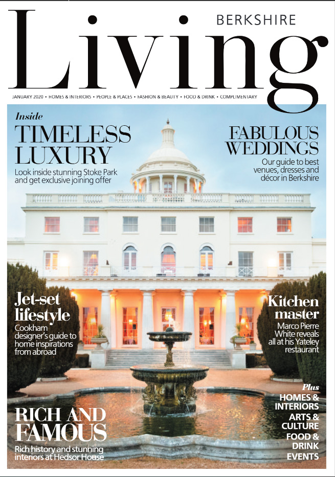 Berkshire Living January 20202 Cover