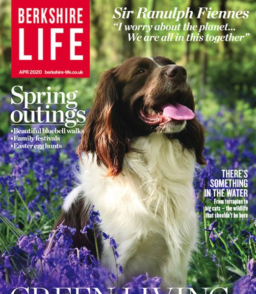 Berkshire Life Magazine, April column