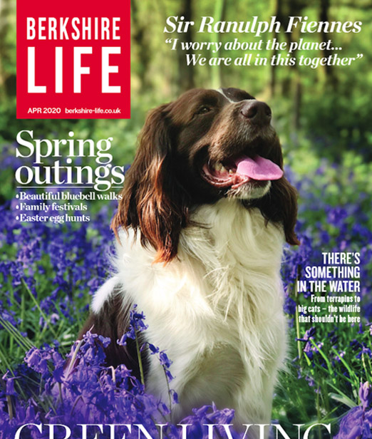 Berkshire Life Magazine, April column