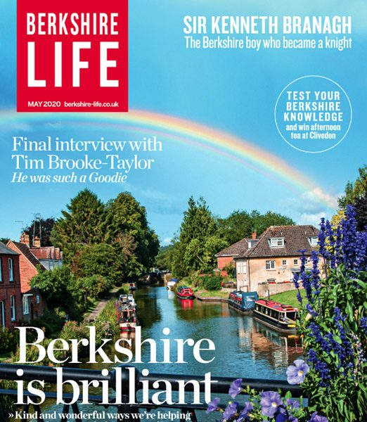 Berkshire Life Magazine, May column