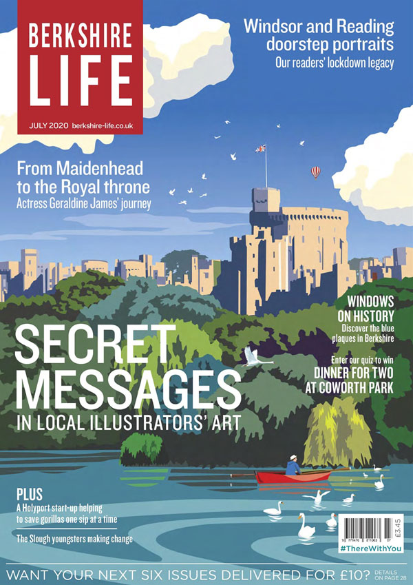 Berkshire Life July