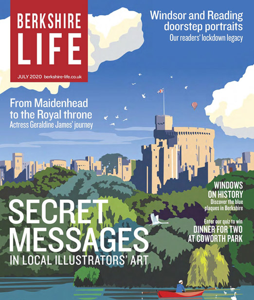 Berkshire Life Magazine, July column