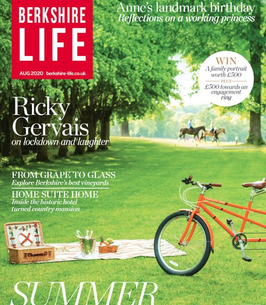 Berkshire Life Magazine, August column