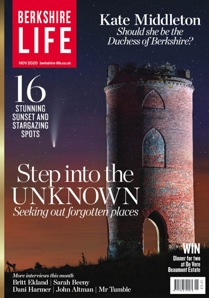 Berkshire Life Column - November