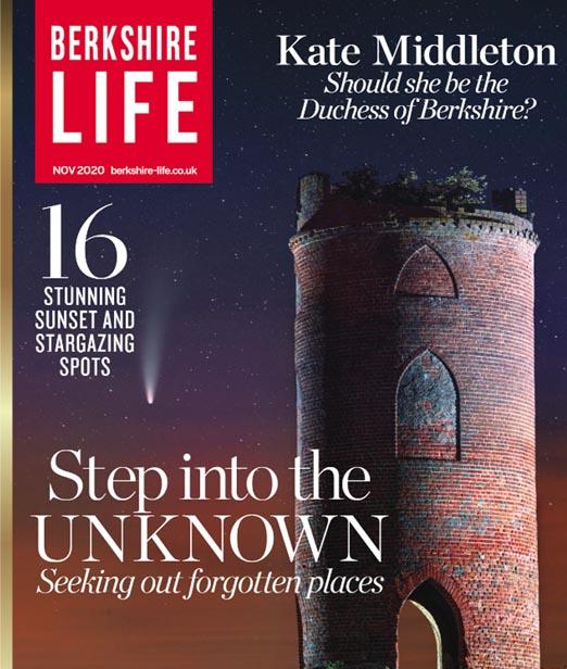 Berkshire Life Magazine – November column