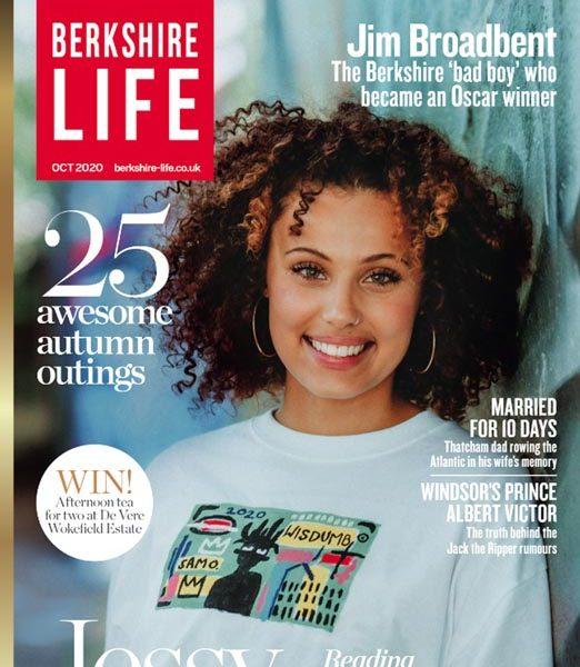 Berkshire Life Magazine – October column