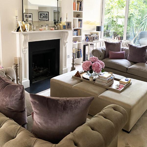 Sandra Rothwell Roomology Interior Design London