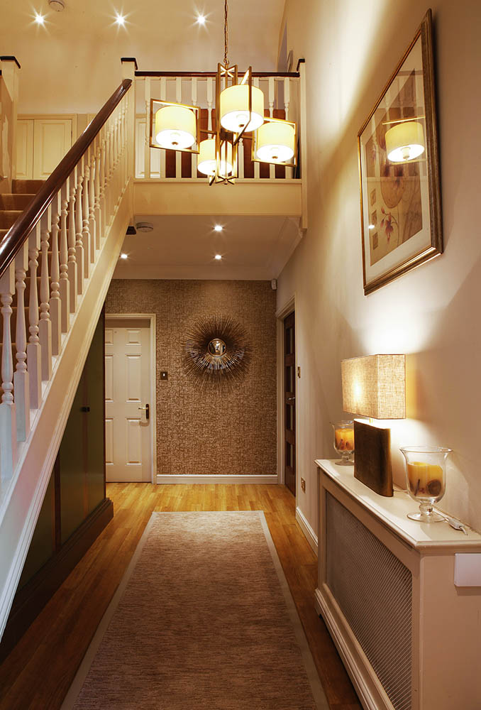 Sandra Rothwell Interiors_Steatley House Entrance Hall