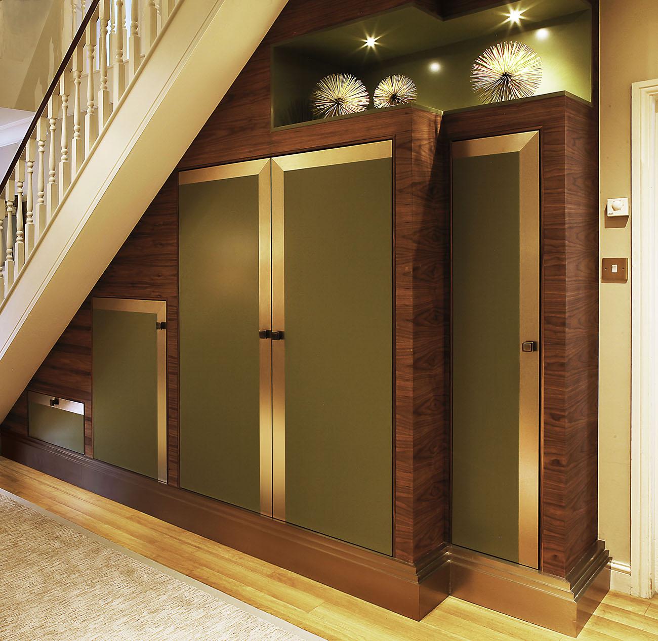 Sandra Rothwell Interiors_Steatley House Hall Cupboards
