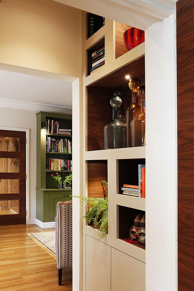 Sandra Rothwell Interiors_Steatley House Shelves