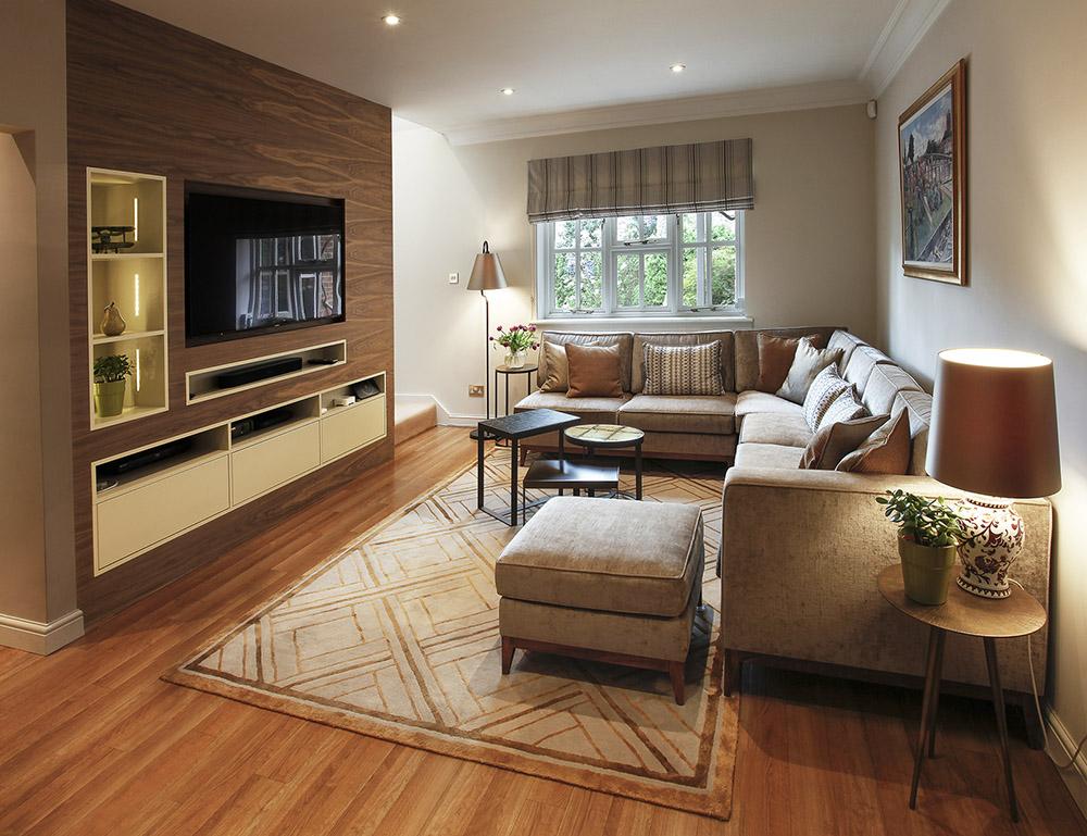 Sandra Rothwell Interiors_Steatley House TV room