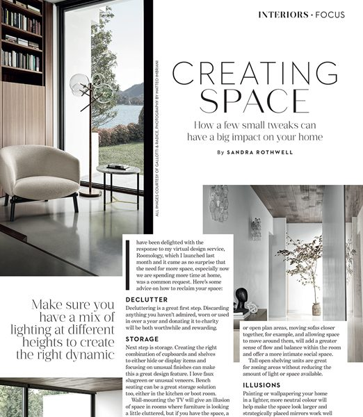 Creating Space